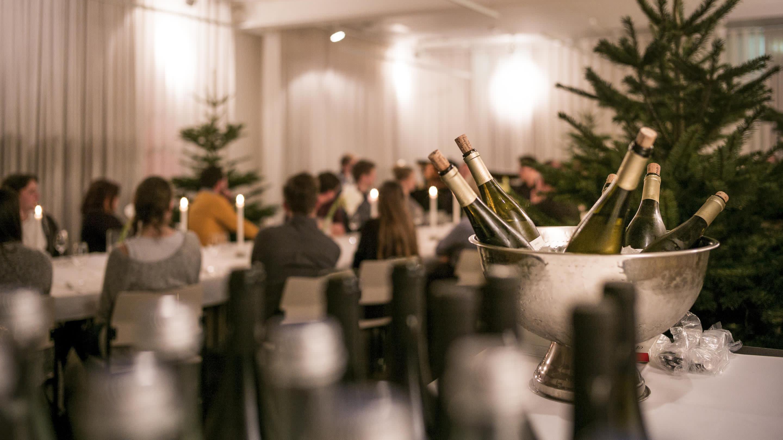 Firmenevent Weihnachtsfeier.Tankturm Außergewöhnliche Räume Für Ihr Weihnachtsevent Mieten
