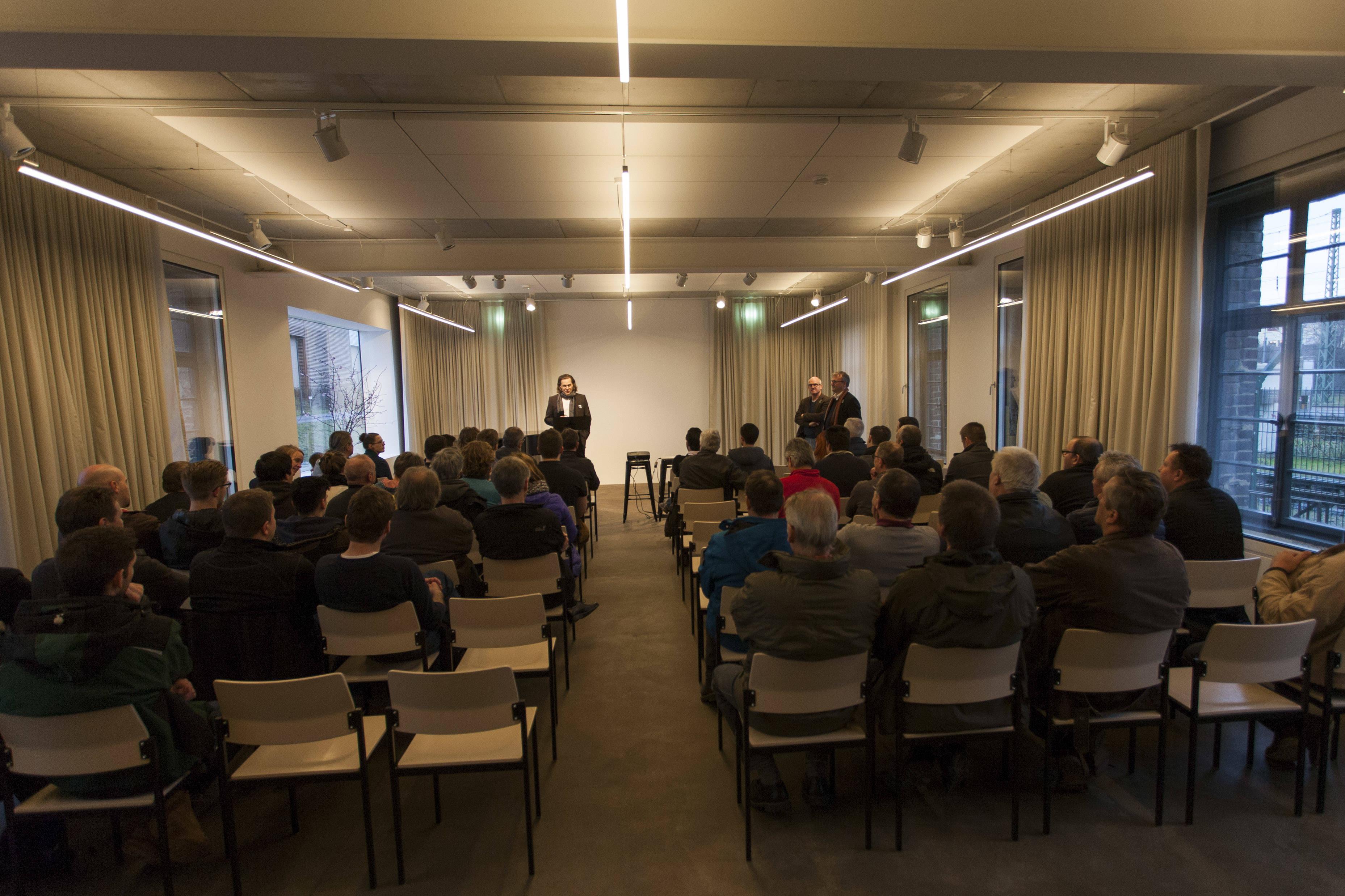 Der TANKTURM Heidelberg ist die ideale Location für erfolgreiche Firmenveranstaltungen.