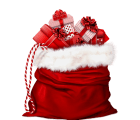 子供のプレゼントに!お菓子入りクリスマスブーツ♪