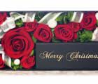 【メモリアルメッセージボックス Merry Chiristmas】