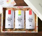 国産紅茶 フレーバーティー3缶セット