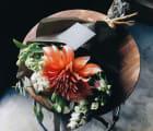 【ex. flower shop & laboratory】季節の花束 - S -