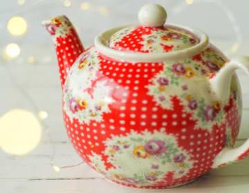 Tea Pot(2cup)