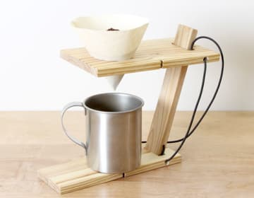 Portable Dripper Stand