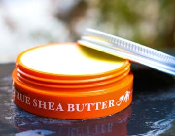 JUJUBODYシアバター(25g)True Shea Butter