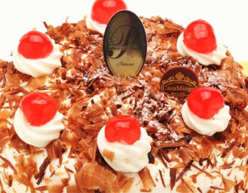 最高級洋菓子シュヴァルツベルダーキルシュトルテ