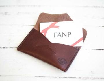 【TEMPESTI COLLECTION】フラップカードケース