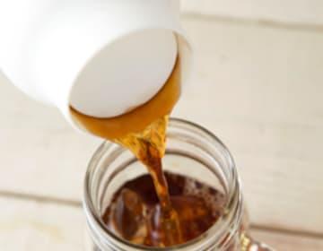 カフェインレス水出しコーヒー(24バッグ)&KINTOホワイトボトルセット