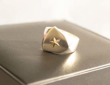 【Maison de Nobillis】Stella Triangulum Ring