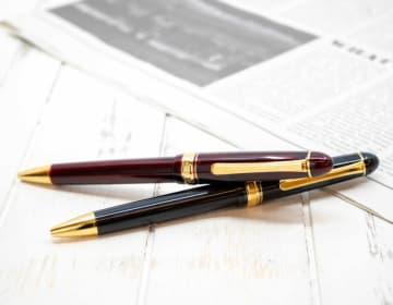 【退職祝い】男性がもらっても使いやすい、ボールペン・シャーペンなどの名入れ文房具のおすすめは?