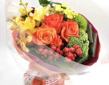 母の還暦祝いに花束のプレゼント おすすめは?【予算5000円】