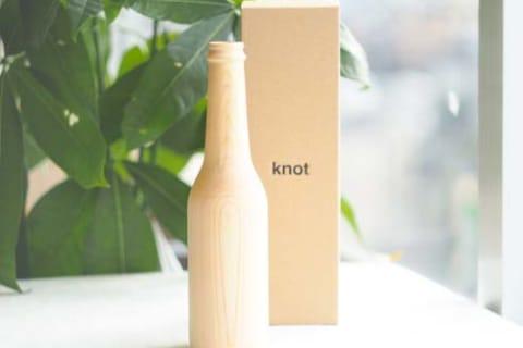 knot-国産ヒノキボトル