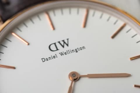【Daniel Wellington】York 36mm ROSEGOLD 【Oxford 交換ベルト付き】