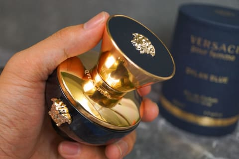 【Versace】ディランブルーフェム 50ml