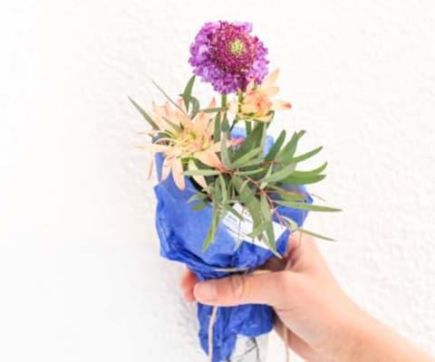 花暮らしの贈り物 サイズ