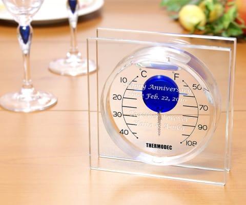 【名入れギフト】ガリレオ温度計 フロートS