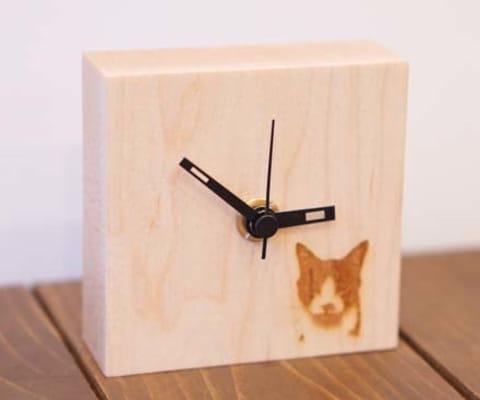 プチ置き時計
