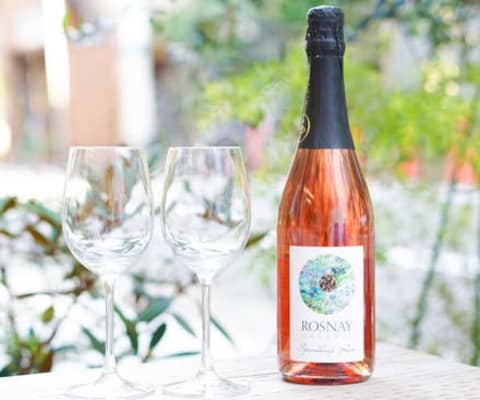Sparkling Rose 2016(ロゼスパークリングワイン)