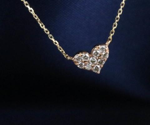 K10 Reversible Diamond Necklace