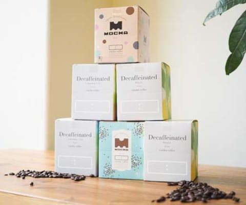 カフェインレスバラエティ6箱ギフトセット