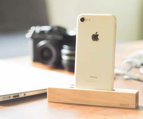 iPhone stickspeaker