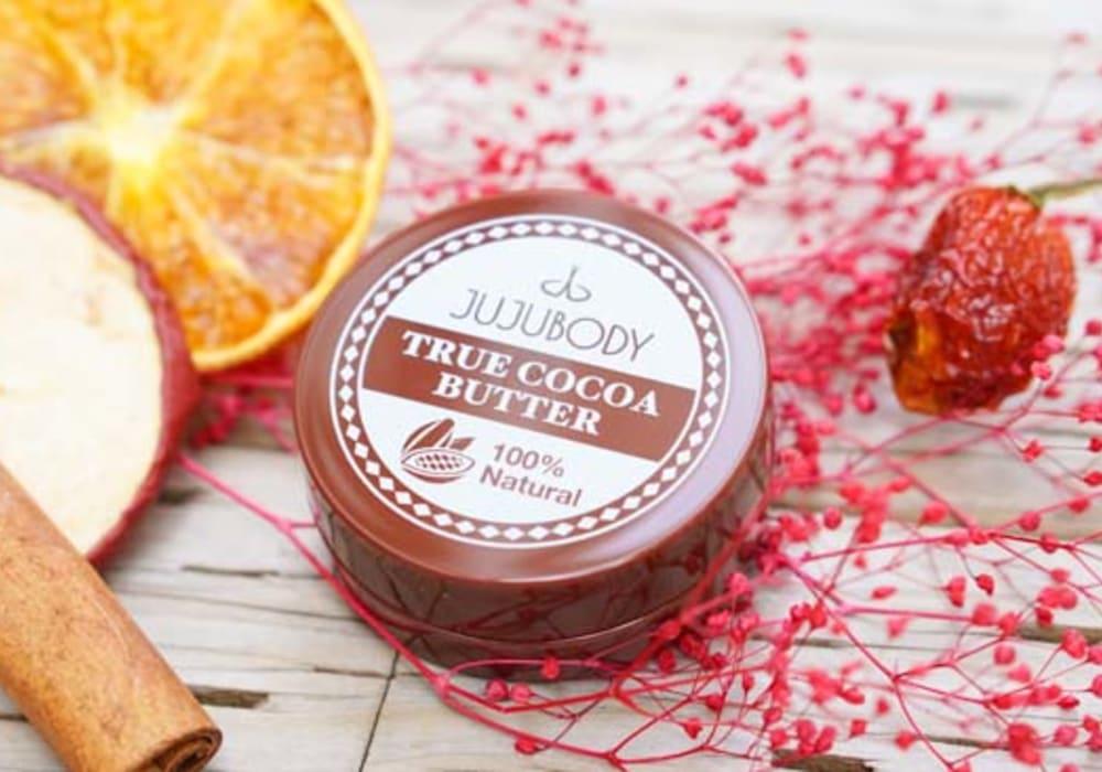 JUJUBODYココアバター (10g)True Cocoa Butter