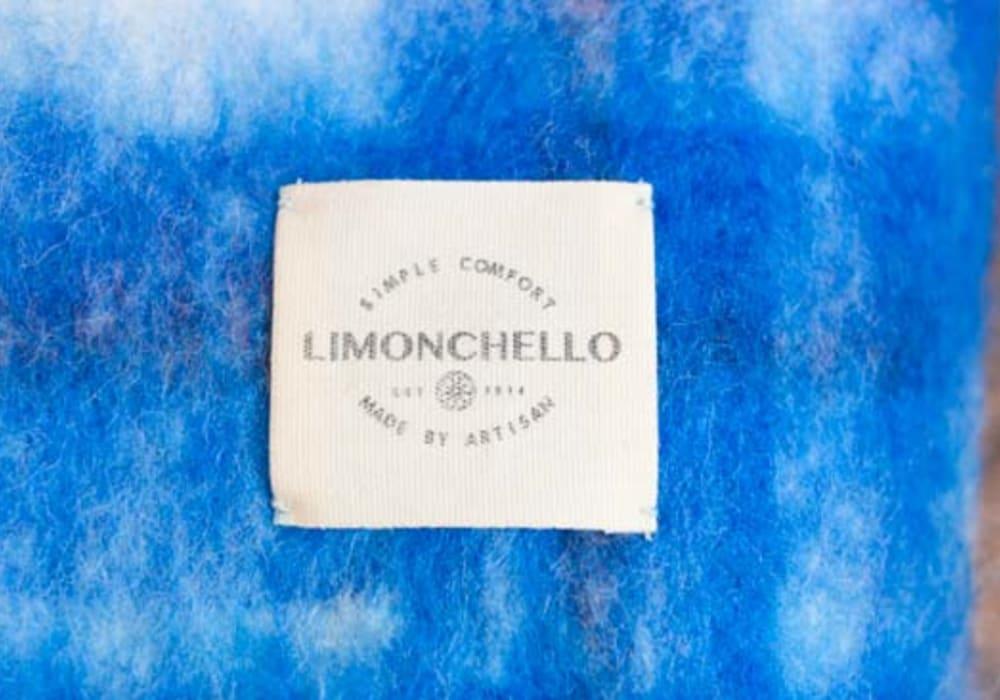 ACRYL WOOL THROW 75cm×160cm