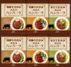松坂牛・近江牛・飛騨牛仕込み 食べくらべハンバーグ詰合せ 4つ入り