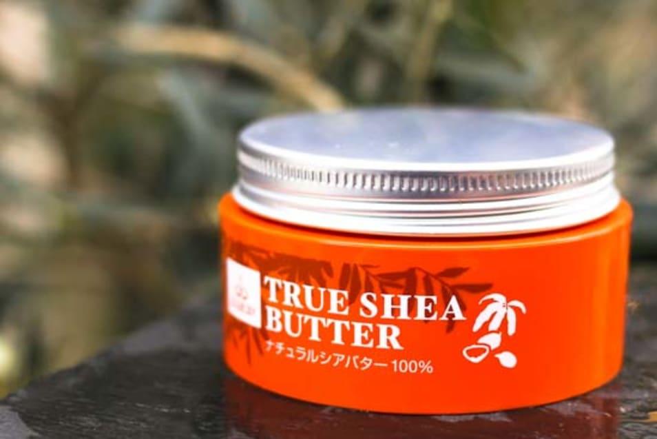JUJUBODYシアバター(80g)True Shea Butter
