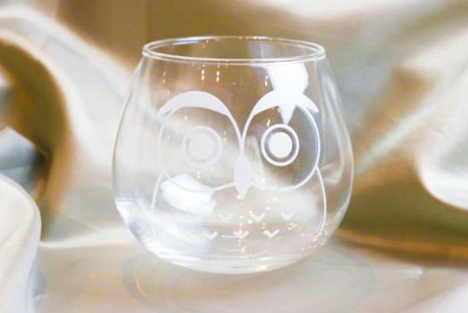 Fukurou Glass set