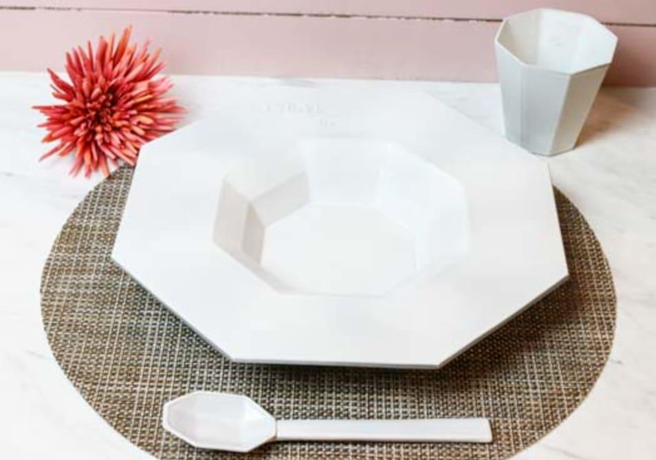 KIKOF Soup Plate
