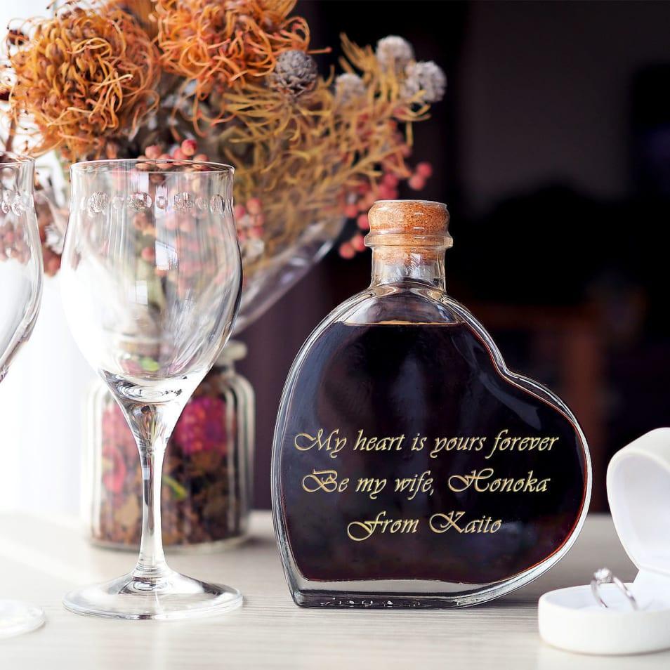 赤ワインにブランデーを加えて熟成させた甘く優しい口当たりのワイン