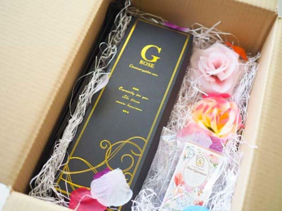 【送料無料】TANP〜限定ギフトKailijumei Lip〜withゴールデンローズ