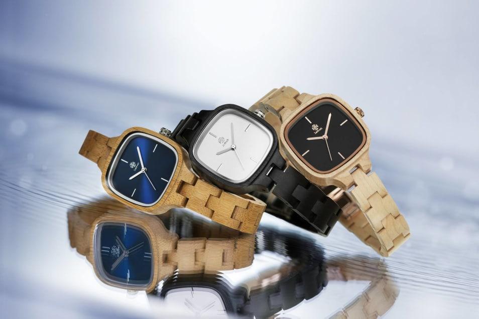 RoBwein 腕時計 Ladys zei-004シリーズ