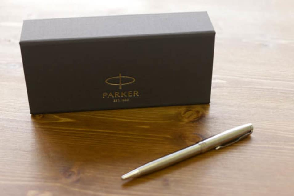 ゴールドボールペン