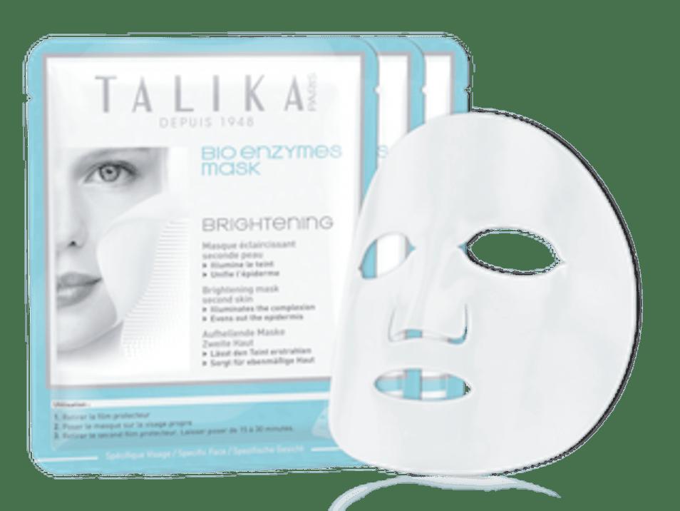TALIKA ブライトニング フェイスマスク