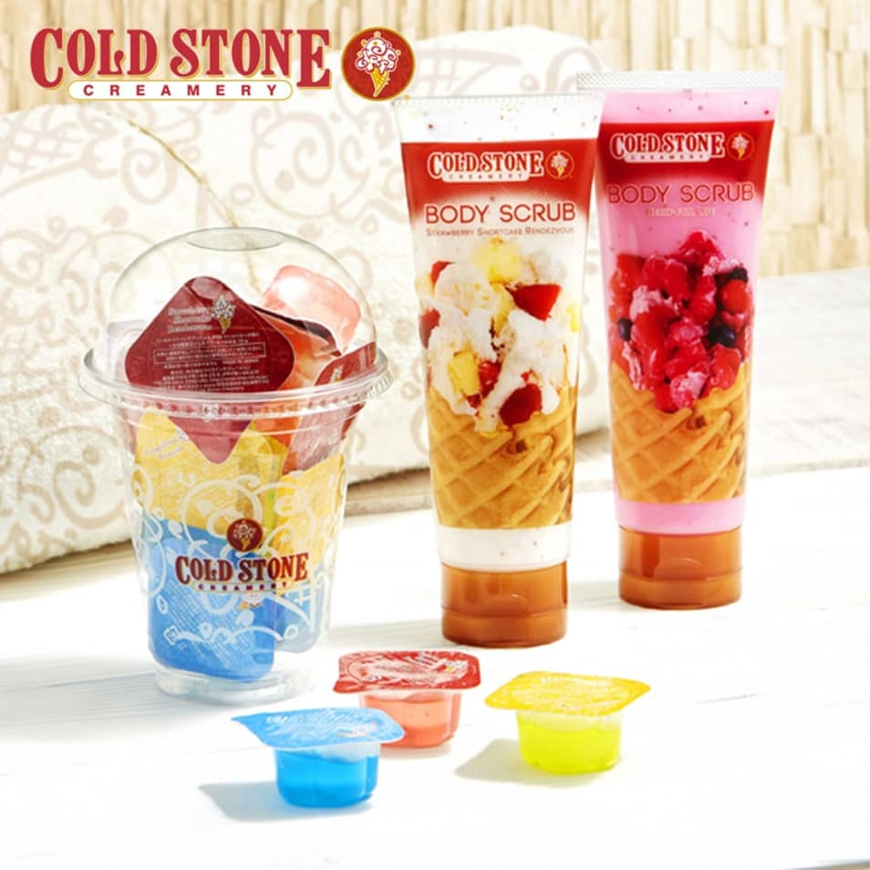 【COLD STONE】スイートボディケアセット