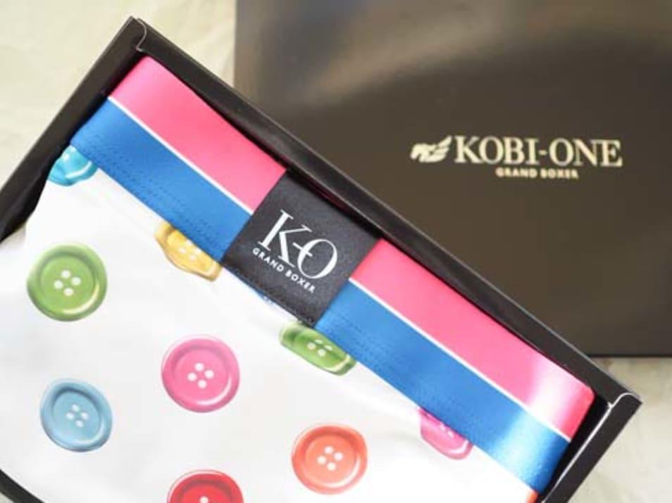 KOBI-ONEメンズボクサーパンツ