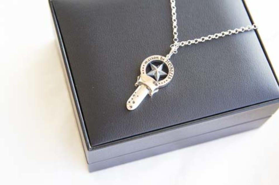 【Maison de Nobillis】Stella Key Necklace Top