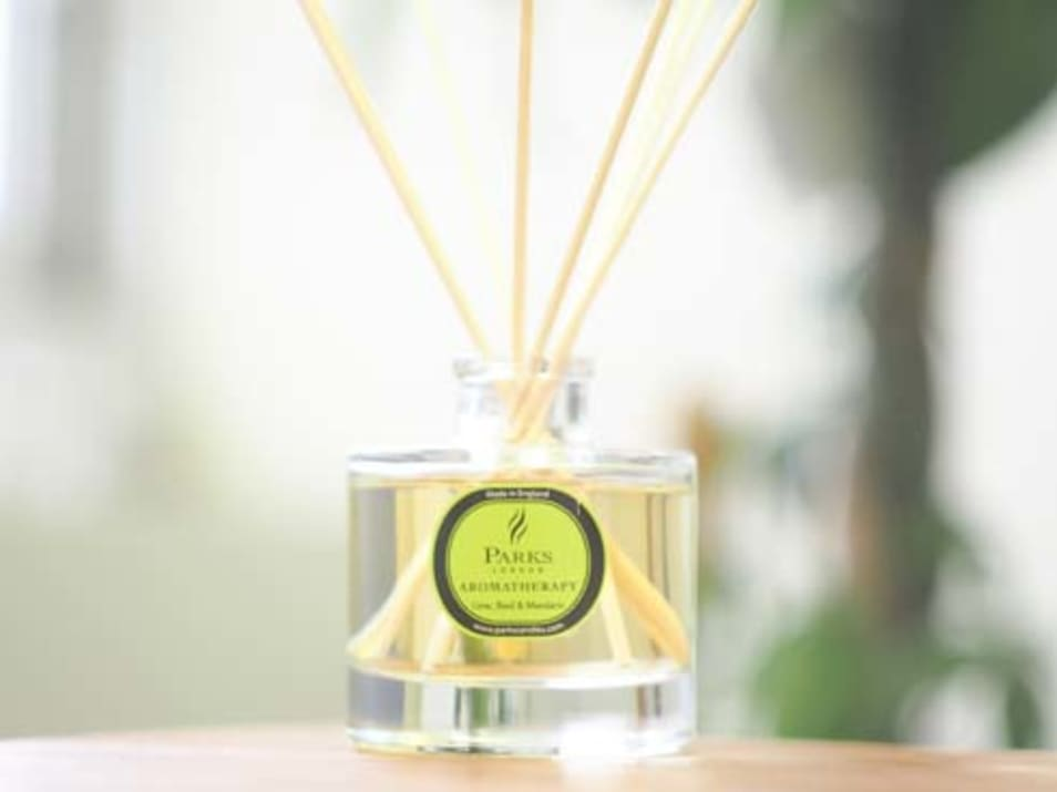 【PARKS】Aromatherapy Diffuser 100ml
