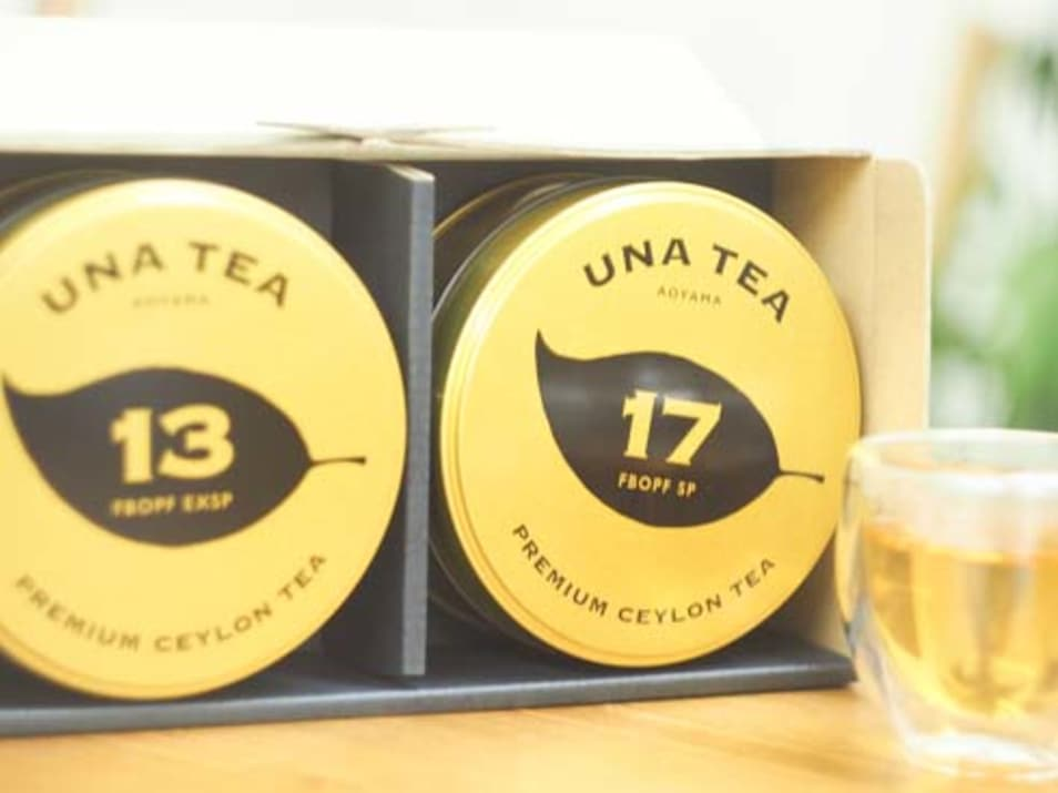 【UNA TEA】NO.13 & NO.17