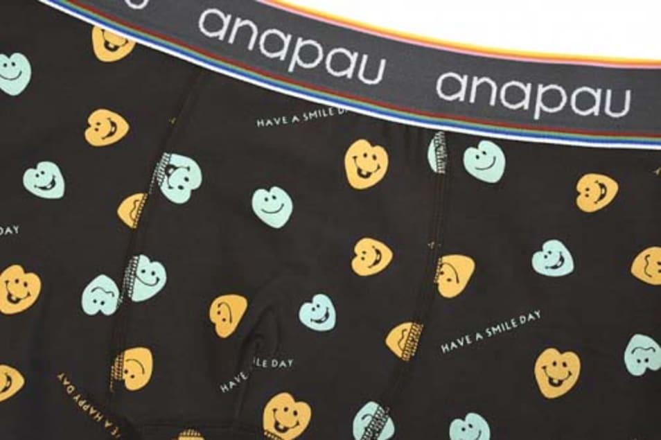 【anapau】スマイルハート