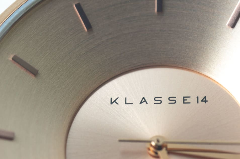 【KLASSE14】Volare VO14RG003M ROSE GOLD 42mm