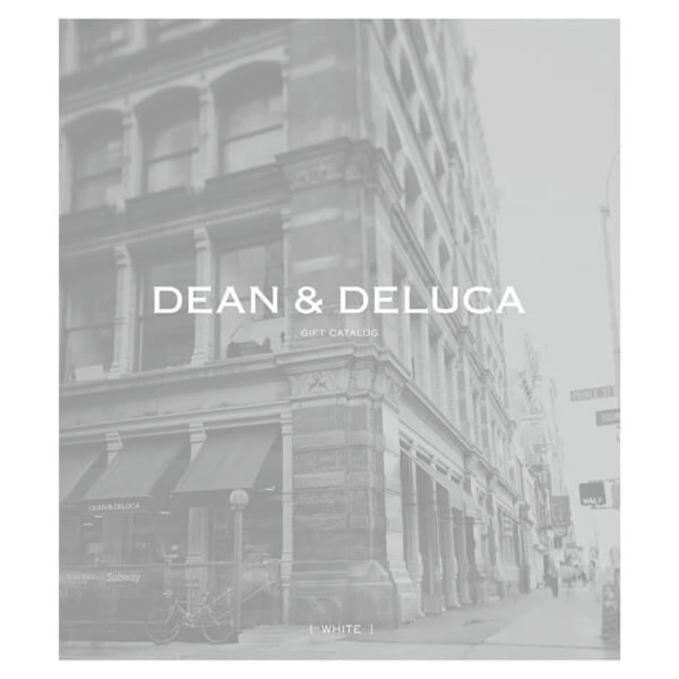 【DEAN & DELUCA】 ギフトカタログ WHITE