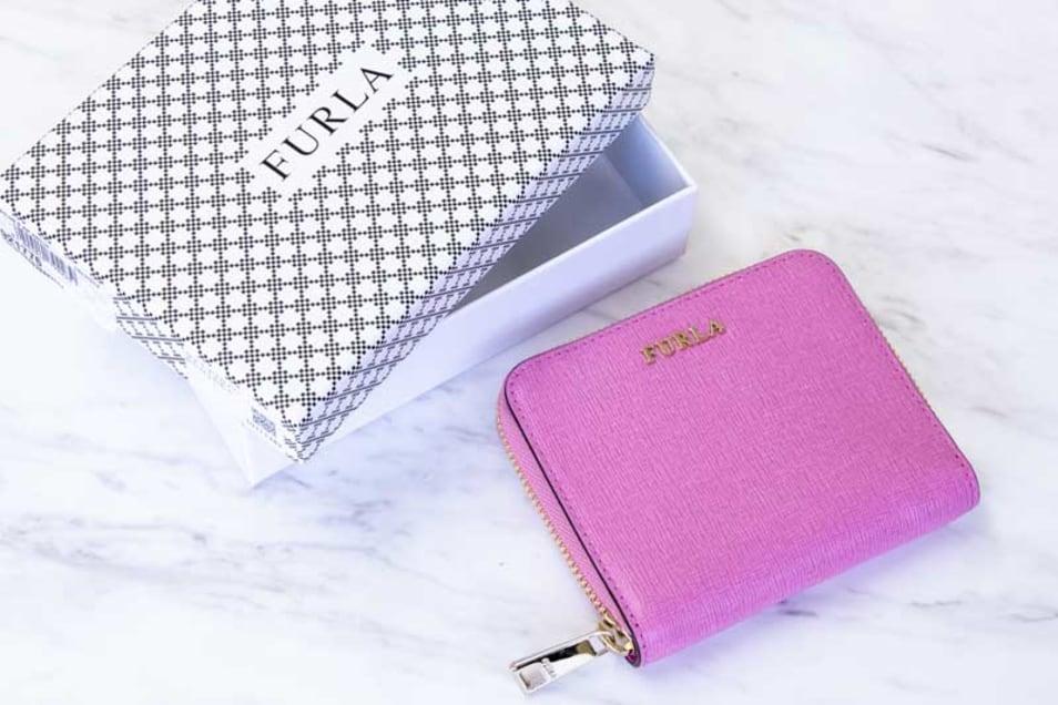 【FURLA】921776/ORCHIDEA 二つ折り財布