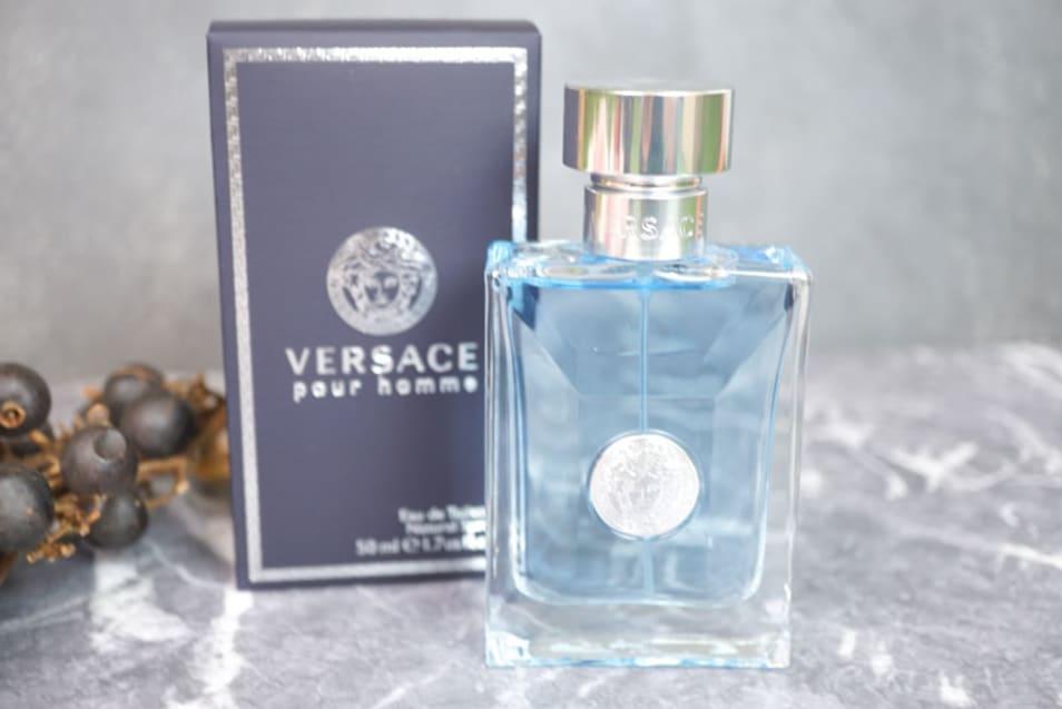 【Versace】プールオム 50ml