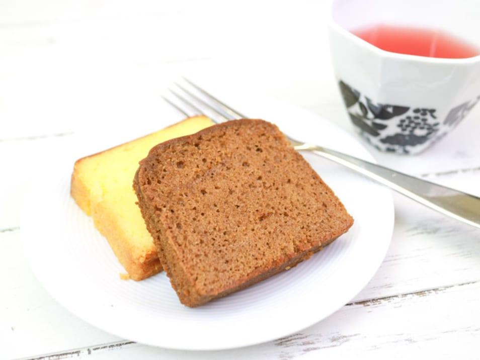 【OVALE】レモンシャンパンケーキ&VSOPコーヒーケーキ