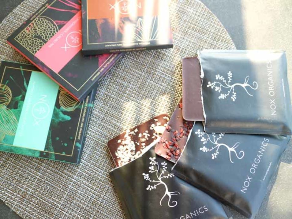 【NOX】オーロラバーチョコレート3種