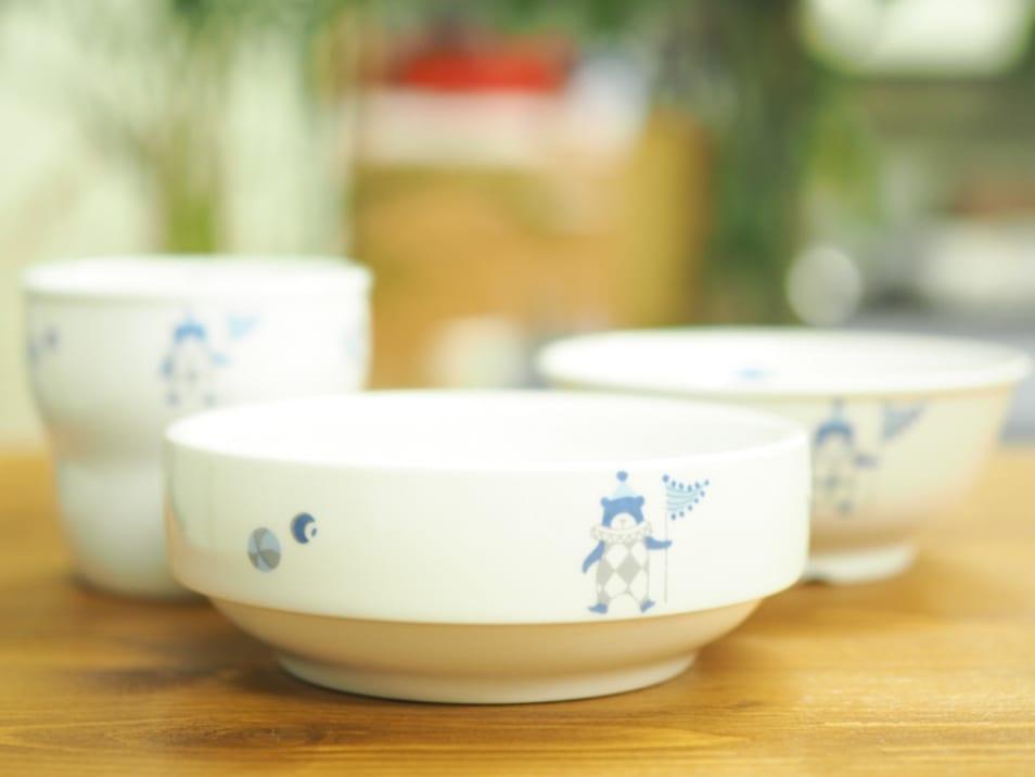 【おぎそ】オリジナル食器3点セット