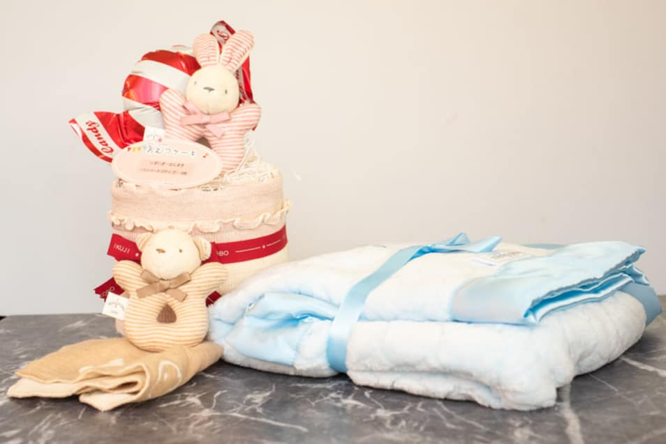想いを込めて贈る、赤ちゃんのための出産祝い限定ギフトセット